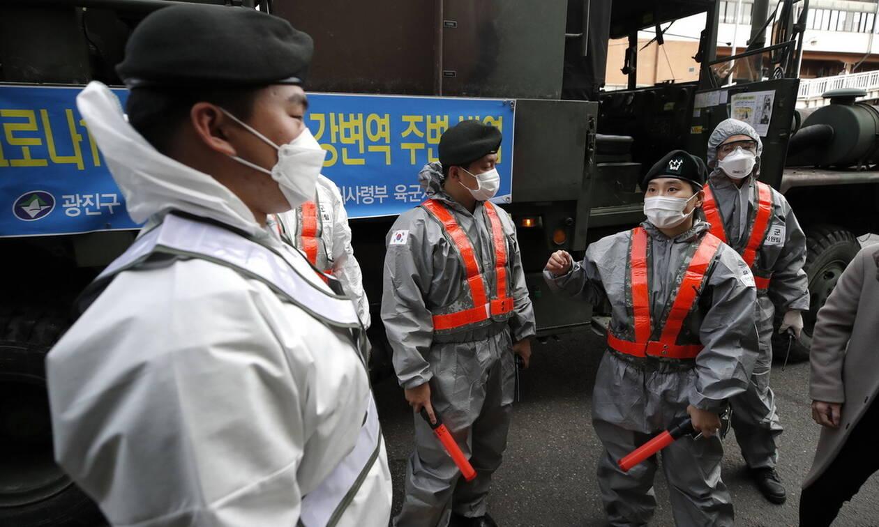 Κοροναϊός: 110 νέα επιβεβαιωμένα κρούσματα στη Νότια Κορέα