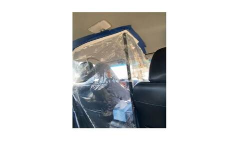 Είναι αυτή η καλύτερη προστασία ενάντια στον κοροναϊό εντός αυτοκινήτου;