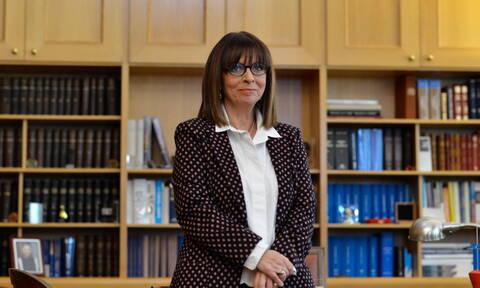 Σήμερα η ορκωμοσία της Αικατερίνης Σακελλαροπούλου - Νέα ΠτΔ σε «κλειστή» τελετή λόγω κοροναϊού