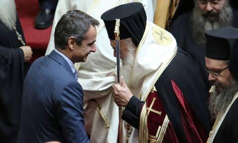Κοροναϊός: Κύριε Μητσοτάκη κάντε αυτό που επιβάλλει η λογική - Κλείστε τις εκκλησίες τώρα