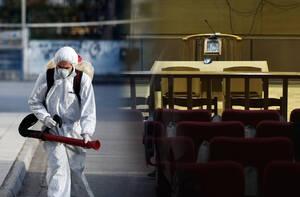 Κοροναϊός: Ιδιοκτήτης φροντιστηρίου η πρώτη σύλληψη στην Ελλάδα για παραβίαση των μέτρων