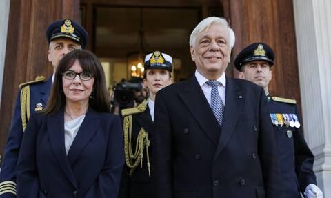 Πρόεδρος της Δημοκρατίας - Σακελλαροπούλου: Απόλυτη η συμμόρφωση με τα μέτρα για τον κοροναϊό