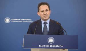 Κορονοϊός: Θετική στον ιό η σύζυγος του κυβερνητικού εκπροσώπου Στέλιου Πέτσα