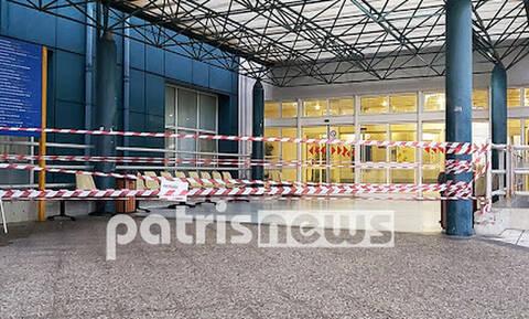 Κορονοϊός: Απίστευτο περιστατικό στο νοσοκομείο Πύργου - Του ζήτησαν να εξεταστεί και… το έσκασε