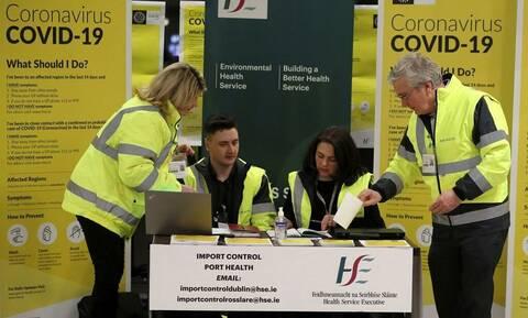 Κορονοϊός: Η Ιρλανδία συστήνει στους πολίτες της να αποφεύγουν τα ταξίδια στην Ε.Ε.