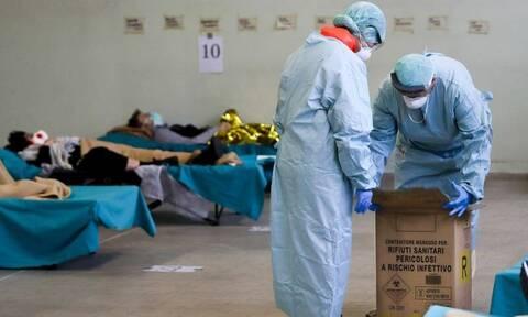 Κορονοϊός: Μαρτυρία Ιταλίδας γιατρού - «Ετοιμοθάνατοι αποχαιρετούν συγγενείς με βιντεοκλήσεις»