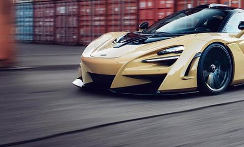 Δεν θα πιστέψεις την ταχύτητα αυτού του αυτοκινήτου