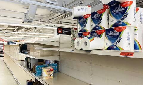 Κορονοϊός: Τι συμβαίνει με την επάρκεια των τροφίμων στα σούπερ μάρκετ;