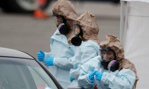 Κορονοϊός: 50 οι νεκροί στις ΗΠΑ -  Απαγόρευση εισόδου από Βρετανία και Ιρλανδία (pics)