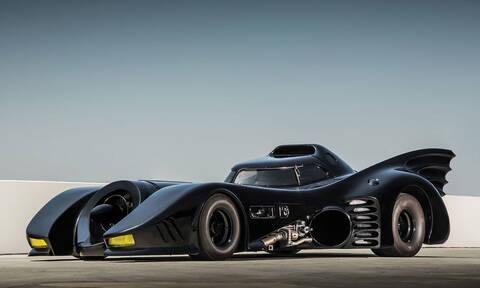 Το Batmobile υπάρχει και έχει και έγκριση τύπου για δημόσιους δρόμους