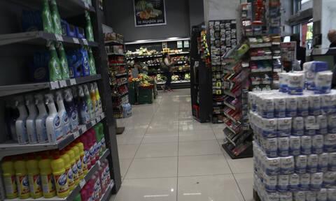 Κορονοϊός: Έτσι θα ψωνίζουμε στα σούπερ μάρκετ - Απόσταση ασφαλείας και έλεγχοι (Αναλυτικά τα μέτρα)