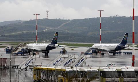 Κορονοϊός: Αναστέλλονται προσωρινά οι πτήσεις από και προς Ισπανία - Ποιες εξαιρούνται