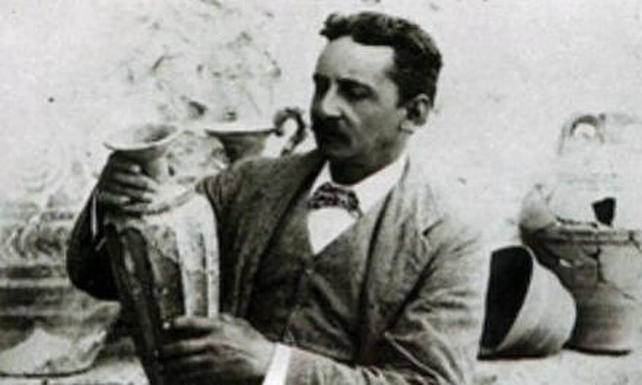 Σαν σήμερα το 1900 ο Άρθουρ Εβανς ξεκινά τη μυθική ανασκαφή στην Κνωσό