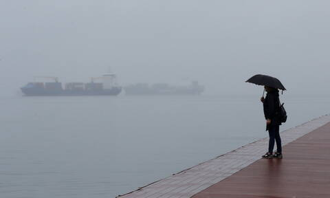 Καιρός: Ο χειμώνας επέστρεψε με πτώση θερμοκρασίας, βροχές και θυελλώδεις βοριάδες (pics)