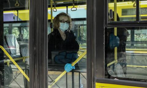 Κορονοϊός: Προσοχή! Αλλάζουν τα δρομολόγια των λεωφορείων