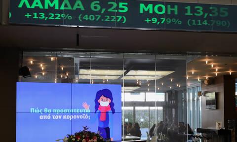 Κορονοϊός – Χρηματιστήριο: Κατρακυλά κάτω και από τις 500 μονάδες – Η πτώση φτάνει το -11%