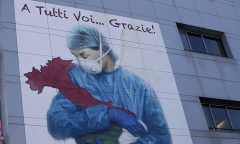 Κορονοϊός – Ιταλία: Συγκλονίζει η μαρτυρία αναισθησιολόγου που προσβλήθηκε από τον ιό