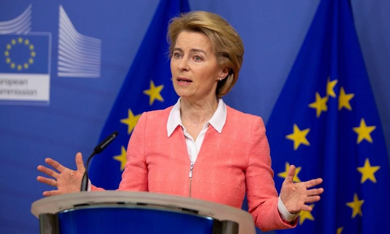 Κορονοϊός: «Βόμβα» από Κομισιόν - «Να κλείσουν τα σύνορα της ΕΕ για 30 μέρες»