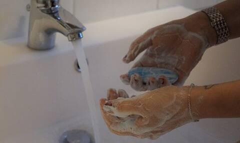 Κορονοϊός: Καθηγήτρια ρίχνει σαπούνι σε μπολ για να δείξει την δράση του (pics+vid)