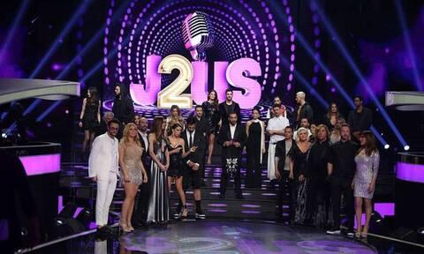 Just The 2 Of Us: Αναβάλλονται τα γυρίσματα λόγω κορονοϊού (pics)