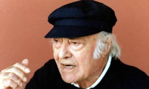 Σαν σήμερα το 1996 πεθαίνει ο βραβευμένος με Νόμπελ ποιητής Οδυσσέας Ελύτης
