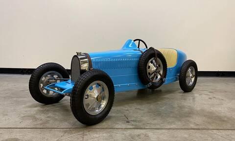Ακόμη και μια παιδική Bugatti κοστίζει μια περιουσία
