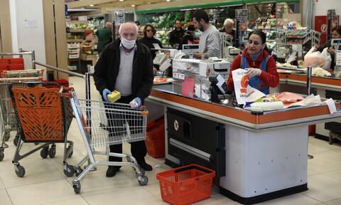 Κορονοϊός: Ποια καταστήματα θα παραμείνουν ανοιχτά - Έτσι θα λειτουργούν τα σούπερ μάρκετ