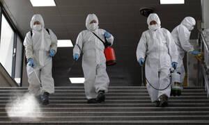 Κορονοϊός - Έλληνας επιδημιολόγος: «Πλασματικά τα νούμερα κρουσμάτων - Τότε θα λήξει η πανδημία»
