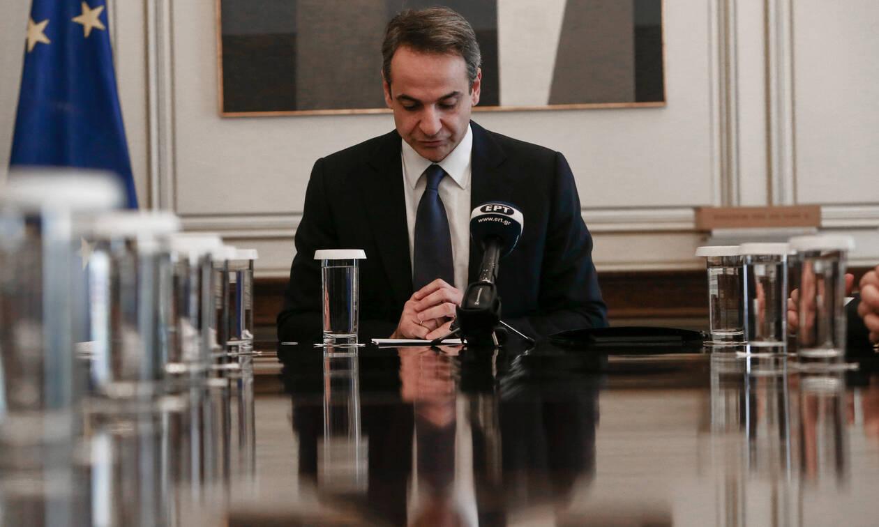 Κορονοϊός: Διάγγελμα Μητσοτάκη στις 17:00 - Τι θα ανακοινώσει ο πρωθυπουργός