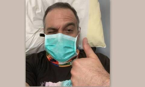 Κορονοϊός: Κρατερός Κατσούλης: Αρνητικά τα αποτελέσματα για τον ιό!