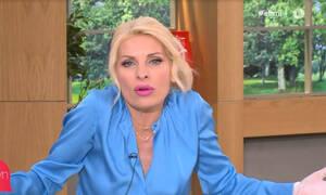 Ελένη Μενεγάκη: Η ανακοίνωση on air για την εκπομπή της - «Έχω ανάγκη να σας πω…»