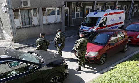 Κοροναϊός Σερβία: Απαγόρευση κυκλοφορίας για τους ηλικιωμένους και γενική κατά τη νύχτα