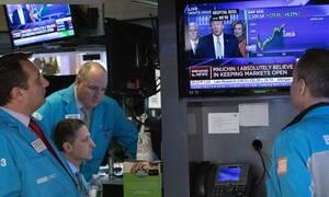 Κορονοϊός: Με ισχυρή άνοδο αντέδρασε η Wall Street - Χωρίς τέλος η πτώση στο πετρέλαιο