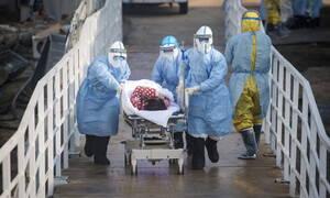 Κορονοϊός στην Κίνα: 11 νέοι θάνατοι και 13 νέα επιβεβαιωμένα κρούσματα την Τρίτη