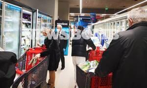Κορονοϊός – Σούπερ μάρκετ: Δείτε το νέο ωράριο - Τι ισχύει για τις αγορές σας