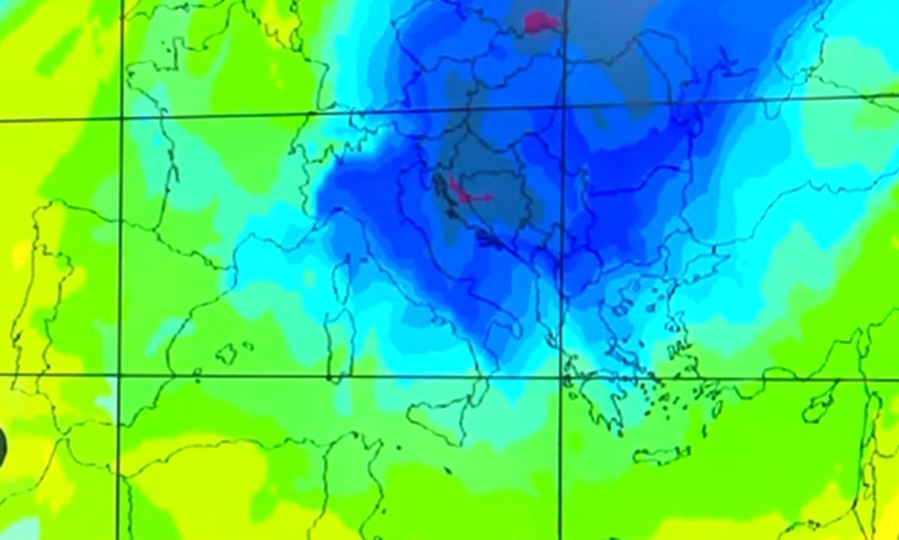 Καιρός: «Δυστυχώς... Ερχεται σιβηρικό ψύχος με χιόνια ίσως και σε πόλεις»! Προειδοποίηση Μαρουσάκη