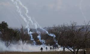 Έβρος: Νύχτα έντασης στις Καστανιές - Απόπειρα εφόδου με την υποστήριξη των Τούρκων