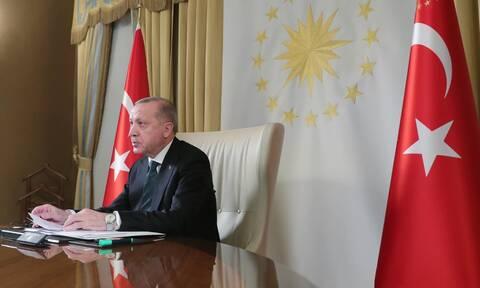 Τι ζήτησε ο Ερντογάν από Μέρκελ και Μακρόν για μεταναστευτικό και Συρία