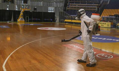 Κορονοϊός - Ελλάδα: Αναστέλλεται η λειτουργία όλων των ανοιχτών αθλητικών κέντρων του Δήμου Αθηναίων