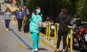 Κορονοϊός: Συναγερμός στο Γεννηματάς - Εργαζόμενοι βρέθηκαν θετικοί στον ιό