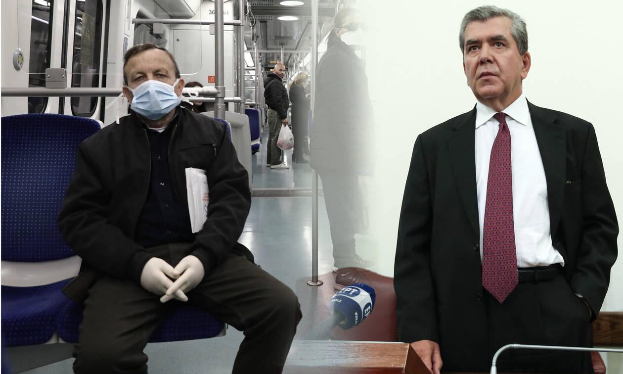 Κορονοϊός - Μητρόπουλος στο Newsbomb.gr: Ποιοι θα πάρουν το έκτακτο βοήθημα των 800 ευρώ