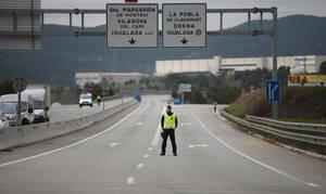 Κορονοϊός: Σαν από ταινία καταστροφής οι δρόμοι σε όλο τον πλανήτη
