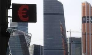 Курс евро превысил 87 рублей