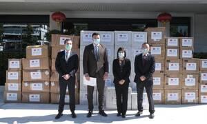 Κορονοϊός στην Ελλάδα: 50.000 μάσκες στο ΕΣΥ – Επικαιροποιείται το σχέδιο του ΕΚΑΒ