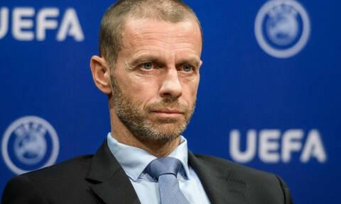 Πήρε θέση η UEFA - Τι θα γίνει με τους πρωταθλητές σε κάθε χώρα