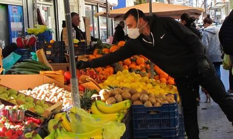 Κορονοϊός: Κλειστά και ανοικτά μαγαζιά, σούπερ μάρκετ και λαϊκές - Δείτε αναλυτικά τι ισχύει