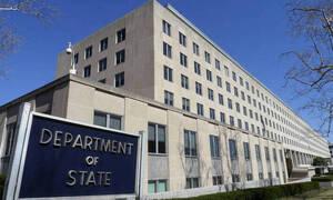 Κορονοϊός ΗΠΑ: Αναστολή υπηρεσιών βίζας παγκοσμίως ανακοίνωσε το Στέιτ Ντιπάρτμεντ