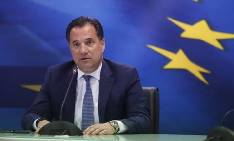 Κορονοϊός - Άδωνις Γεωργιάδης: Από την Πέμπτη κλείνουν και οι εισπρακτικές εταιρείες