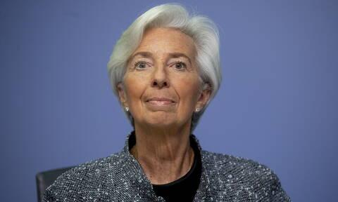 Κορονοϊός - Λαγκάρντ: Η στήριξη της ΕΚΤ στο ευρώ «δεν έχει όριο»