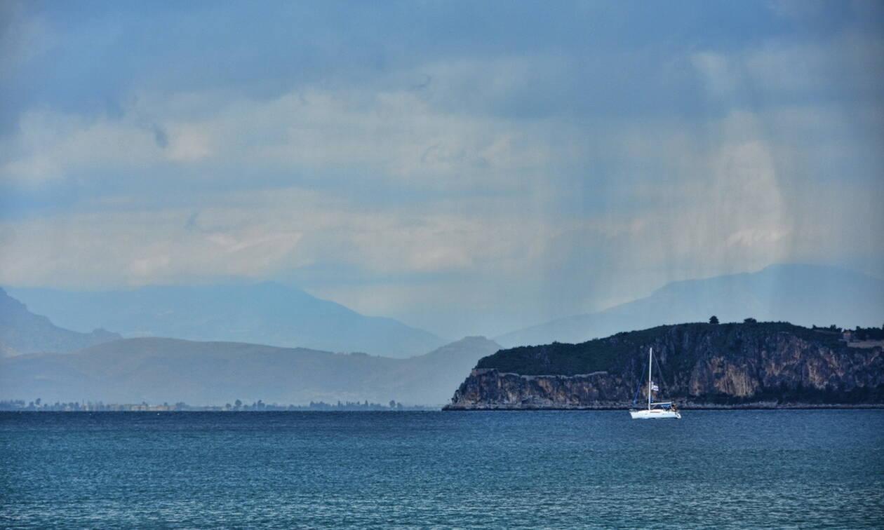 Καιρός: Με μποφορ και πτώση της θερμοκρασίας η Πέμπτη - Πού θα σημειωθούν βροχές (pics)